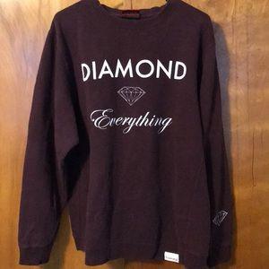 Men's Diamond Supply Co Crewneck sweatshirt